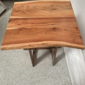 timber coffee table