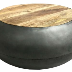 sphere round coffee table