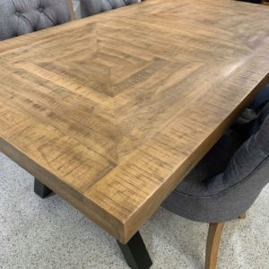 mango wood table