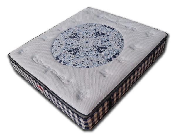 Memory Foam Mattress with Cooling Gel