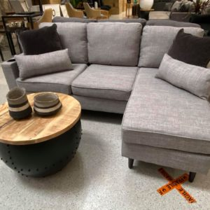 3 seater sofa with chaise for sale